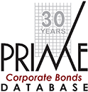 PRIME CORPORATE BONDS DATABASE