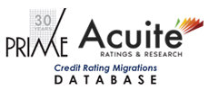 CREDIT RATING DATABASE
